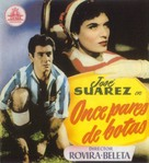 Once pares de botas - Spanish Movie Poster (xs thumbnail)