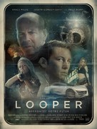 Looper - French Movie Poster (xs thumbnail)