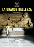 La grande bellezza - French Movie Poster (xs thumbnail)