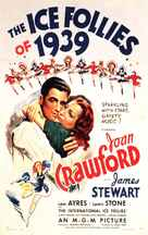 The Ice Follies of 1939 - Movie Poster (xs thumbnail)