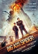 Big Ass Spider - Canadian DVD cover (xs thumbnail)