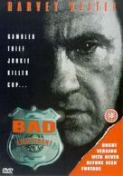 Bad Lieutenant - British DVD cover (xs thumbnail)