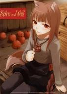 """""""Ôkami to kôshinryô"""" - Movie Poster (xs thumbnail)"""