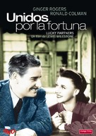 Lucky Partners - Spanish DVD cover (xs thumbnail)