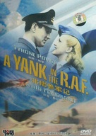 A Yank in the R.A.F. - Chinese Movie Cover (xs thumbnail)