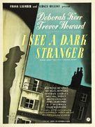 I See a Dark Stranger - British Movie Poster (xs thumbnail)