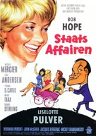 A Global Affair - German Movie Poster (xs thumbnail)