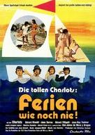 Les Charlots font l'Espagne - German Movie Poster (xs thumbnail)