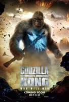 Godzilla vs. Kong - International Movie Poster (xs thumbnail)