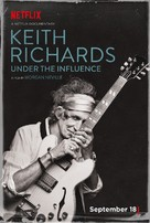 Keith Richards: Under the Influence - Movie Poster (xs thumbnail)