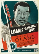 Charlie Chan's Secret - Swedish Movie Poster (xs thumbnail)