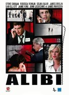 The Alibi - French DVD movie cover (xs thumbnail)