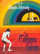 The Holy Mountain - French Movie Poster (xs thumbnail)