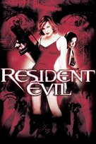 Resident Evil - British Movie Cover (xs thumbnail)