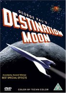 Destination Moon - British DVD cover (xs thumbnail)