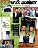 Wild Things - Video release movie poster (xs thumbnail)