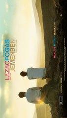 Salmon Fishing in the Yemen - Hungarian Movie Poster (xs thumbnail)