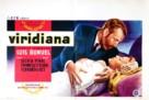 Viridiana - Belgian Movie Poster (xs thumbnail)