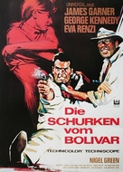 The Pink Jungle - German Movie Poster (xs thumbnail)