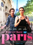 We'll Never Have Paris - Movie Poster (xs thumbnail)