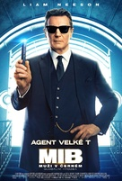 Men in Black: International - Czech Movie Poster (xs thumbnail)