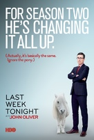 """Last Week Tonight with John Oliver"" - Movie Poster (xs thumbnail)"