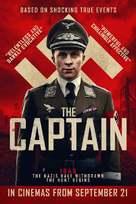 Der Hauptmann - British Movie Poster (xs thumbnail)