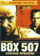Caja 507, La - Spanish DVD cover (xs thumbnail)