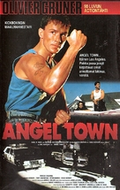 Angel Town - Finnish Movie Cover (xs thumbnail)