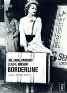 Borderline - French DVD movie cover (xs thumbnail)