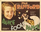 Dance, Fools, Dance - Movie Poster (xs thumbnail)