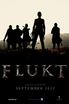 Flukt - Danish Movie Poster (xs thumbnail)