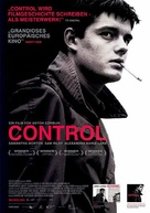 Control - German Movie Poster (xs thumbnail)