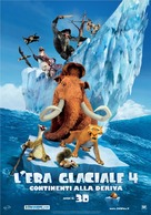 Ice Age: Continental Drift - Italian Movie Poster (xs thumbnail)