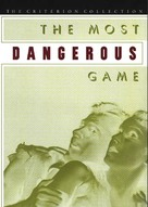 The Dangerous Game - DVD cover (xs thumbnail)