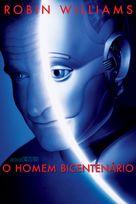 Bicentennial Man - Brazilian Movie Cover (xs thumbnail)