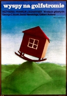 Islands in the Stream - Polish Movie Poster (xs thumbnail)