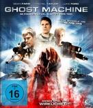 Ghost Machine - German Blu-Ray cover (xs thumbnail)