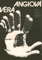 Angi Vera - Czech Movie Poster (xs thumbnail)