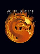 """Mortal Kombat: Conquest"" - DVD cover (xs thumbnail)"