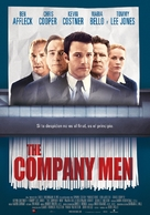 The Company Men - Spanish Movie Poster (xs thumbnail)