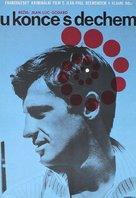 À bout de souffle - Czech Movie Poster (xs thumbnail)