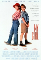 My Girl - Movie Poster (xs thumbnail)