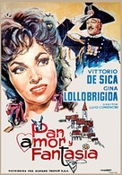 Pane, amore e fantasia - Spanish Movie Poster (xs thumbnail)