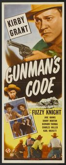 Gunman's Code - Movie Poster (xs thumbnail)