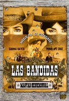 Bandidas - Hungarian DVD movie cover (xs thumbnail)