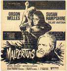 Malpertuis - Spanish Movie Poster (xs thumbnail)