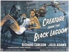 Creature from the Black Lagoon - British Movie Poster (xs thumbnail)