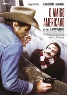 Der amerikanische Freund - Portuguese Movie Poster (xs thumbnail)