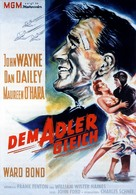 The Wings of Eagles - German Movie Poster (xs thumbnail)